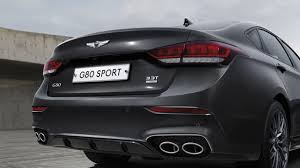 Best Affordable Car Interior The Genesis G80 Sport Is The Best Affordable Sports Sedan On Earth