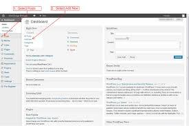 tutorial wordpress blog wordpress tutorial how to create a post in wordpress