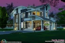 3 bedroom 2250 sq ft house 48 lakh cost kerala home design