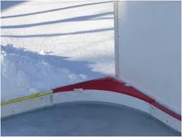 backyards awesome backyard rink liners backyard ice rink kits