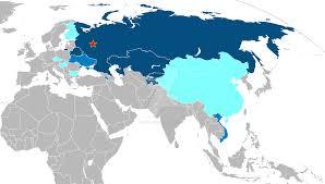 Map Of Eurasia Eurasian Union Map By Saint Tepes On Deviantart