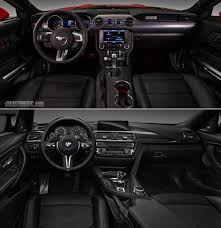 2014 S550 Interior 2015 Bmw M4 Vs 2015 S550 Mustang Gt Bmw 4 Series Forums