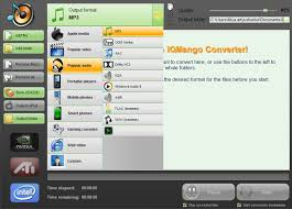 Mp3 Converter How To Convert Mpeg4 To Mp3 Using Iqmango To Mp3 Converter