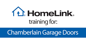 Syncing Garage Door Opener With Car by Homelink Training For Chamberlain Garage Door Openers Youtube