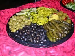 relish tray thanksgiving relish trays antipasto and