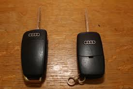 how to upgrade from a b6 to b7 audi key fob fcpeuro