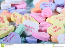 valentines day heart candy s day heart candy royalty free stock photo image 4247255