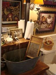 primitive bathroom ideas creative of primitive bathroom ideas with 811 best primitive