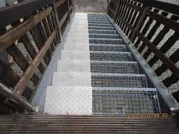 gitter treppe hunde treppe gittertreppe in nordrhein westfalen lennestadt