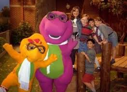 Barney U0026 The Backyard Gang by Barney And The Backyard Gang Tribute Barney The Purple Dinosaur