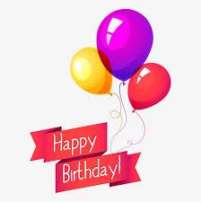 balloon ribbon happy birthday balloon ribbon vector ribbon ribbon balloon png