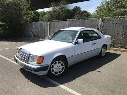 1993 Mercedes Coupe Mercedes Benz E Class 2 2 E220 Ce 2dr Coupe 1993 W124 2 Owners