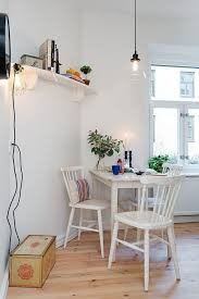 Small One Room Apartments Featuring A Scandinavian Décor - Small one room apartment interior design inspiration
