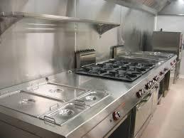 meuble cuisine inox professionnel matériel de cuisine professionnel unique photographie meuble cuisine