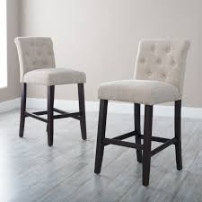 Swivel Bar Stool With Back Furniture Leather Swivel Bar Stools Backless Counter Walmart