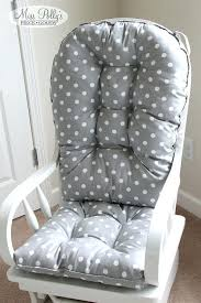 Rocking Chair Cushion Covers Rocking Chair Pads And Cushions Rocking Chair Cushion Cover