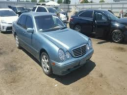 mercedes 2002 e320 auto auction ended on vin wdbjf65jx2b424590 2002 mercedes