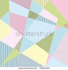 Design Patterns For Cards Abstract Geometric Pattern Stripes Seamless Texture Stock Vector