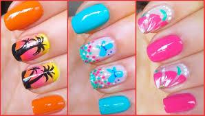 nail art designs step by step at home nail and hair care tips