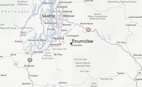 enumclaw wa map enumclaw location guide