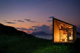 modern prefab cabin tiny prefab cabins in california parks tiny house blog