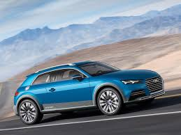 audi crossover audi cars crossover coupe concept previews 2015 tt