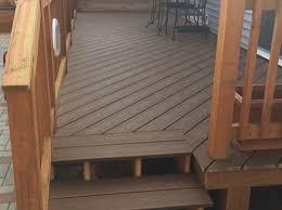 wood decks u0026 trex decking titan llc anchorage