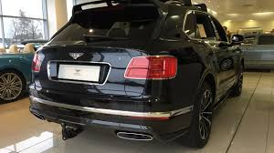 black and gold bentley 2017 bentley bentayga carbon pack styling specification exterior