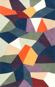Modern Geometric Rugs What Do You See When You Look At This Pattern This Is Rugs Usa S