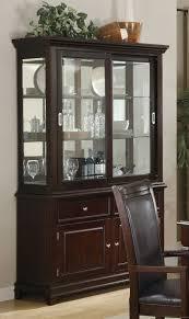 coaster fine furniture 101634 ramona china buffet u0026 hutch