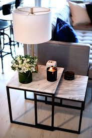 room and board side table room and board slim side table side tables design
