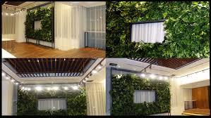world class green wall vertical garden by technic garden and
