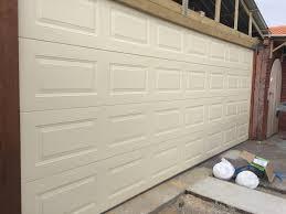 recently installed sectional doors garage doors 2u perth windsor doors stanford classic cream