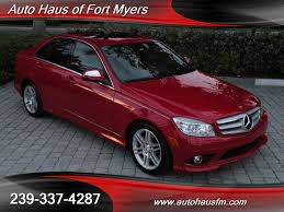 2009 mercedes benz c350 sport ft myers fl for sale in fort myers