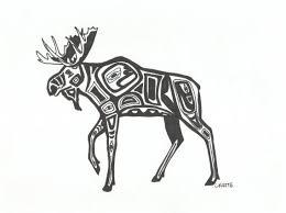 best 25 moose tattoo ideas on pinterest alaskan tattoos alaska