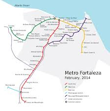 Chico State Map Fortaleza Metro Wikipedia