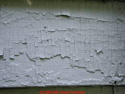 dictionary of types of u0026 causes of paint failure paint
