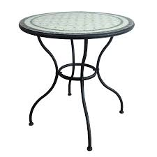 Lowes Garden Treasures Patio Furniture - shop garden treasures pelham bay round dining table at lowes com