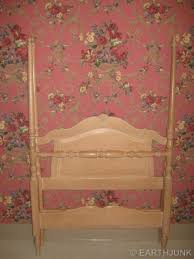 Ethan Allen Country French Bedroom Furniture by Ethan Allen Country French Birch Twin Poster Bed 26 5620 With