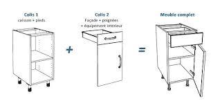cuisine en kit castorama meubles de cuisine en kit caisson pour meuble conception maison ce