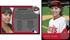 Baseball Resume Resume Baseball Card By Kendra Corpier On Dropr