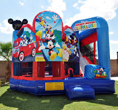 mickey mouse clubhouse bounce house dreamland bouncers 24 photos 20 reviews party event