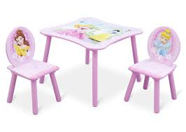 Table And Chair Sets Princess Table U0026 Chair Set Delta Children U0027s Products