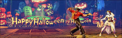 halloween costumes and stage coming to street fighter 5 october