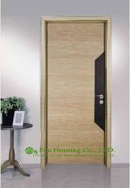porte chambre simple style aluminium chambre d hôtel portes aluminium intérieur