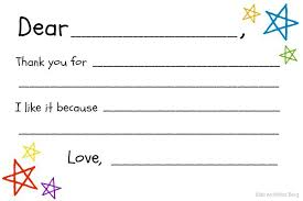 fill in the blank thank you note free printable