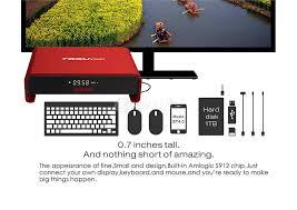 Led Tv Box Design T95u Pro Amlogic S912 Android 6 0 2g 16g Tv Box