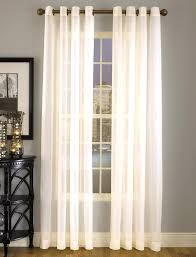 splendor sheer curtain espresso stylemaster casual curtains