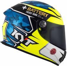kbc motocross helmet kyt kr 1 espargaro replica helmet xs 53 54 motorcycle helmets