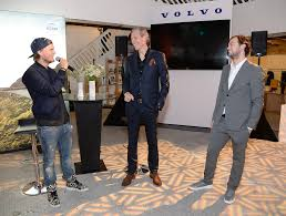 volvo group global thomas andersson photos photos volvo cars and avicii feeling